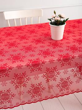 Red - Table Cloth