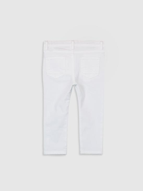 WHITE - Trousers - 0S1118Z1