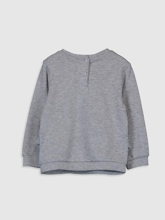 GREY - Sweatshirt - 0SB278Z1