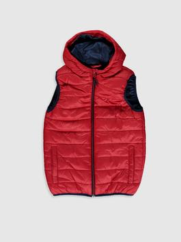 Rouge - Gilet