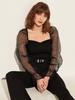 BLACK - Blouse - 0SP609Z8