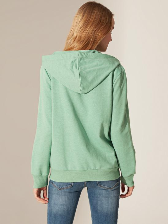 GREEN - Cardigan Track Top - 0SG379Z8