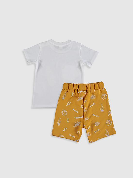 ECRU - 2-pack Baby Boy's Printed Set - 0SO618Z1