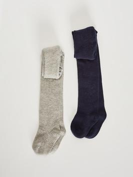 NAVY - 2-pack Baby Boy's Tights
