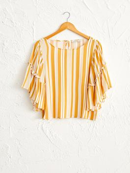 Yellow - Blouse