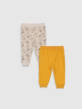 YELLOW - Baby Boy's Trousers
