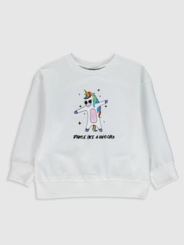 ECRU - Girl's Printed Sweatshirt