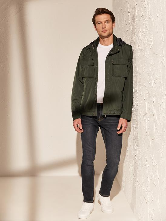 GREEN - Short Coat - 0S2020Z8