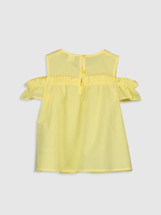 YELLOW - Blouse - 0S3627Z1