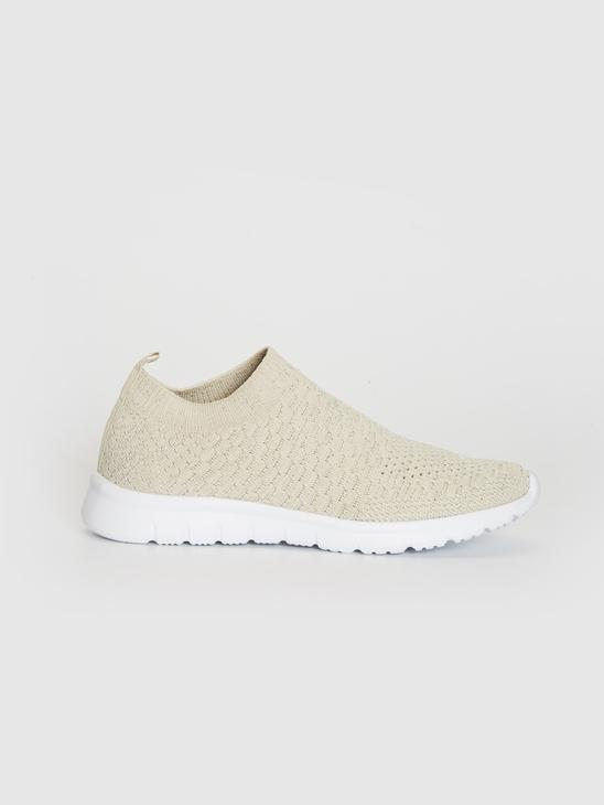 BEIGE - Training Shoes - 0S7734Z8