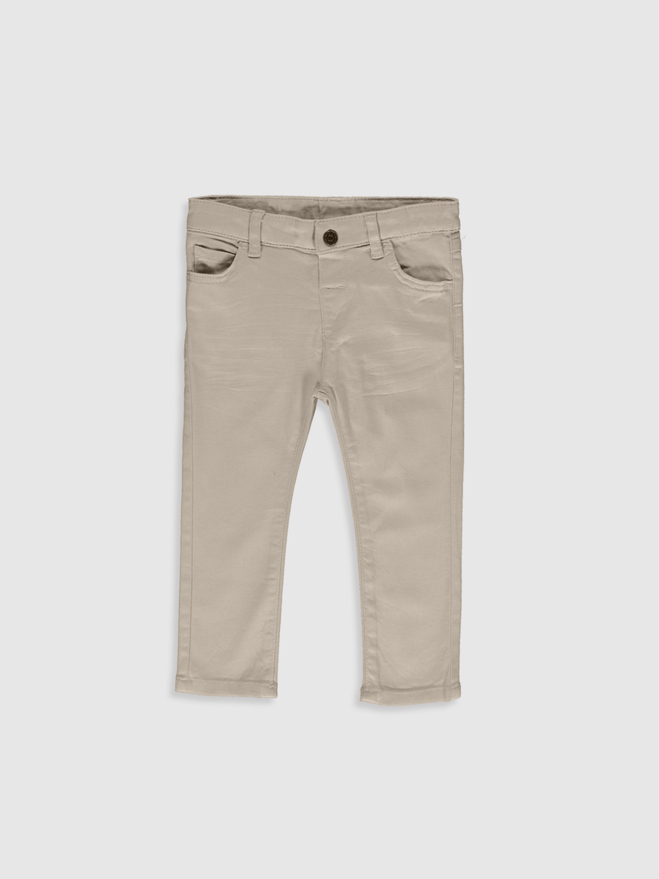 BEIGE - Trousers - 0S1118Z1