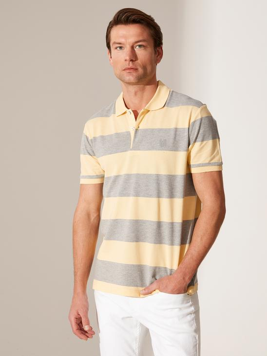 YELLOW - T-Shirt - 0S1748Z8