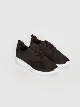 BLACK - Men's Active Trainers
