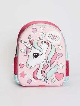 PINK - Girl's Printed Backpack