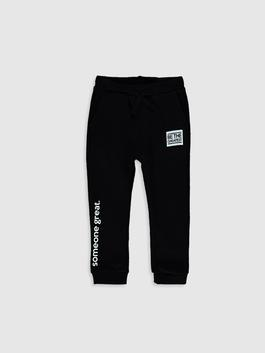 BLACK - Baby Boy's Jogger Trousers