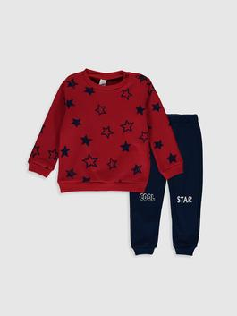 RED - Baby Boy's 2-pack Set
