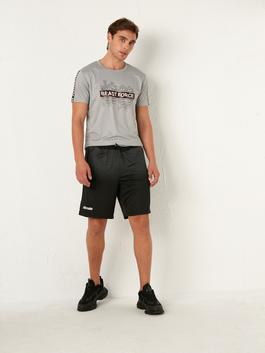 ANTHRACITE - Active Sport Standard Fit Shorts