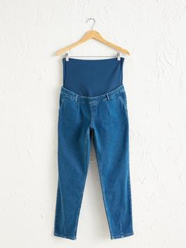 INDIGO - Ankle Length Maternity Slouchy Trousers