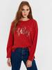 RED - Sweatshirt - 0SG313Z8