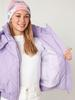 LILAC - Puffer with Hood - 0WHL05Z8