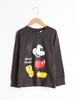 ANTHRACITE - Boys Mickey Mouse Printed T-Shirt - 0WHN07Z4