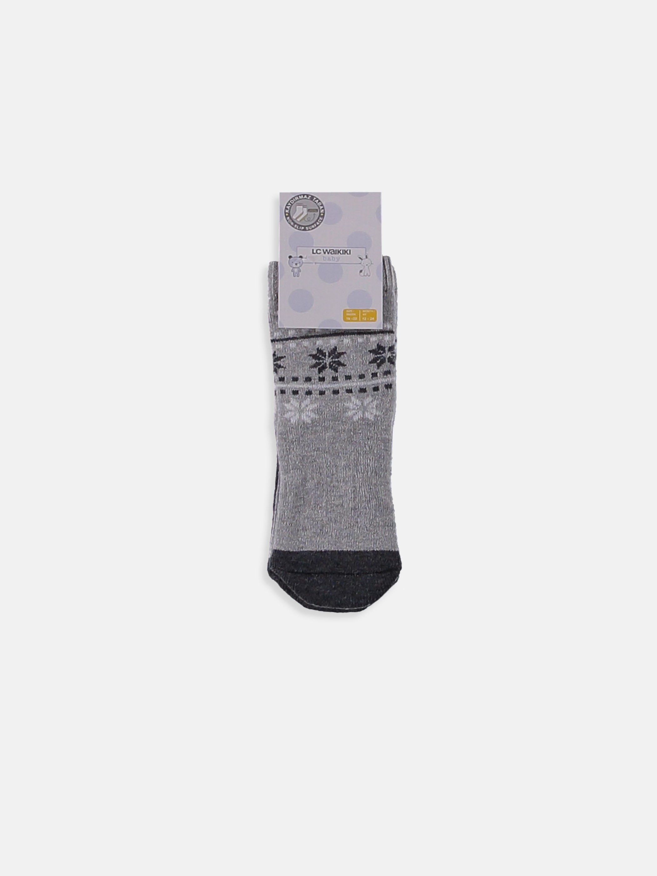 GREY - Home Socks - 8WG694Z1