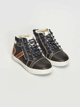 NAVY - Baby Boy Sneaker Shoes
