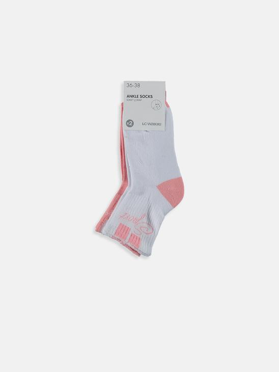 WHITE - Ankle Socks - 8W2573Z8