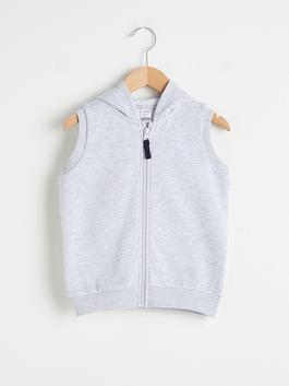 ECRU - Baby Boy's Zip-Down Vest