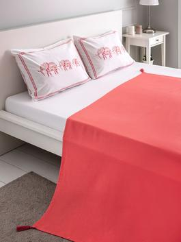 CORAL - Double Coverlet