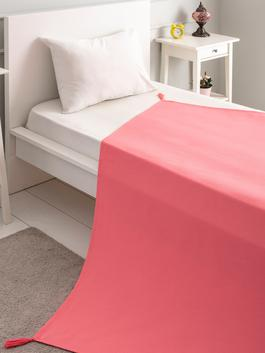 CORAL - Single Coverlet
