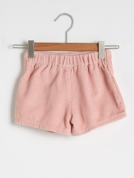 PINK - Baby Girl's Skirt and Tights - S1DE66Z1