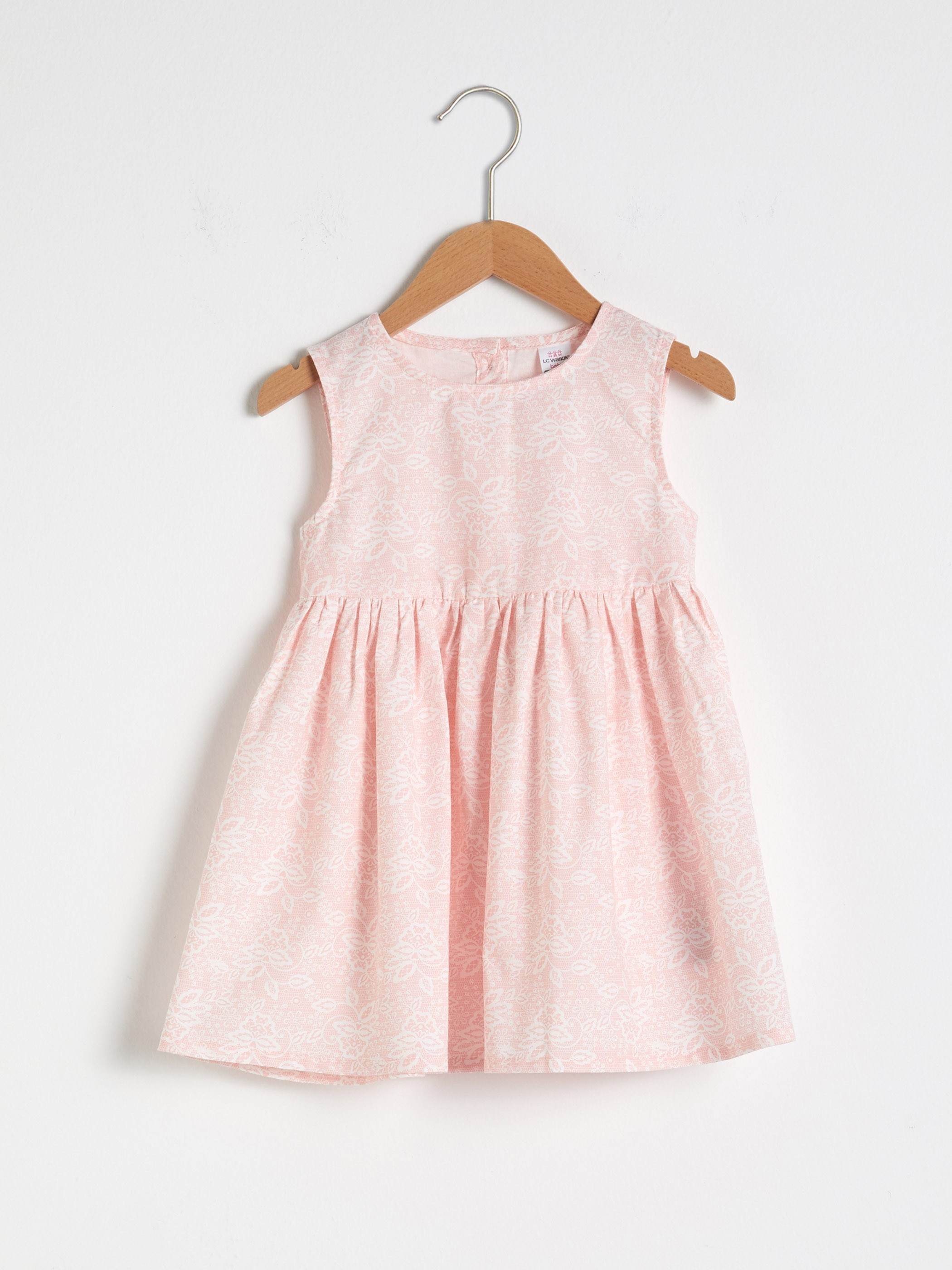 PINK - Baby Girl's Printed Dress - S10003Z1