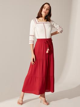 BORDEAUX - Skirt