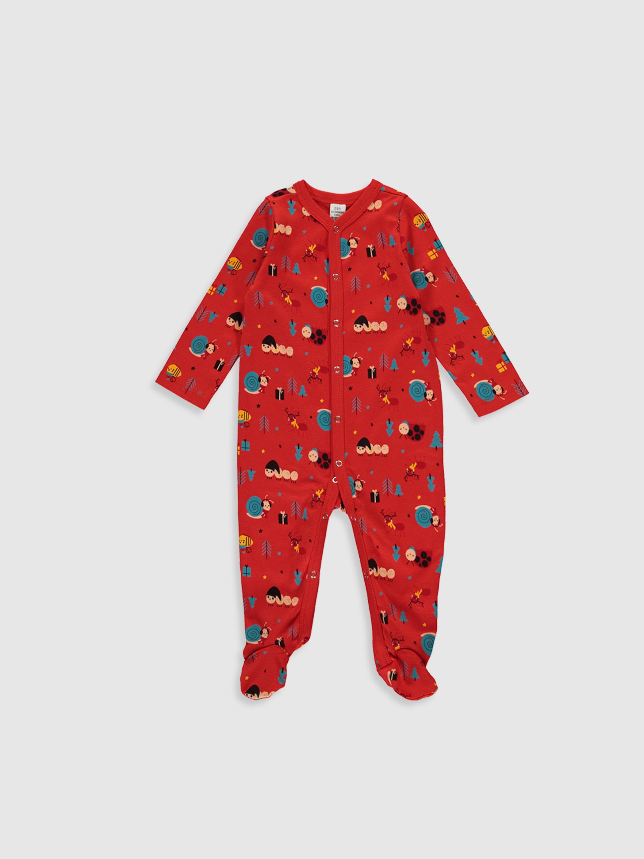 RED - Jumpsuit - 9WH132Z1