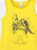 YELLOW - Tank Top - 9SU144Z1