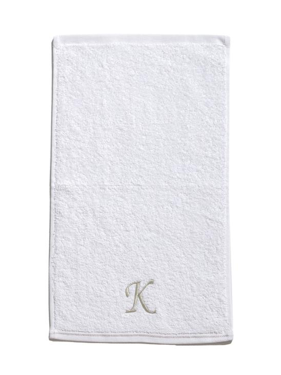 WHITE - Hand Towel - 9WH396Z8