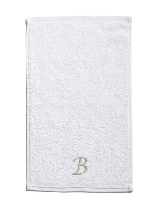 WHITE - Hand Towel - 9WH381Z8