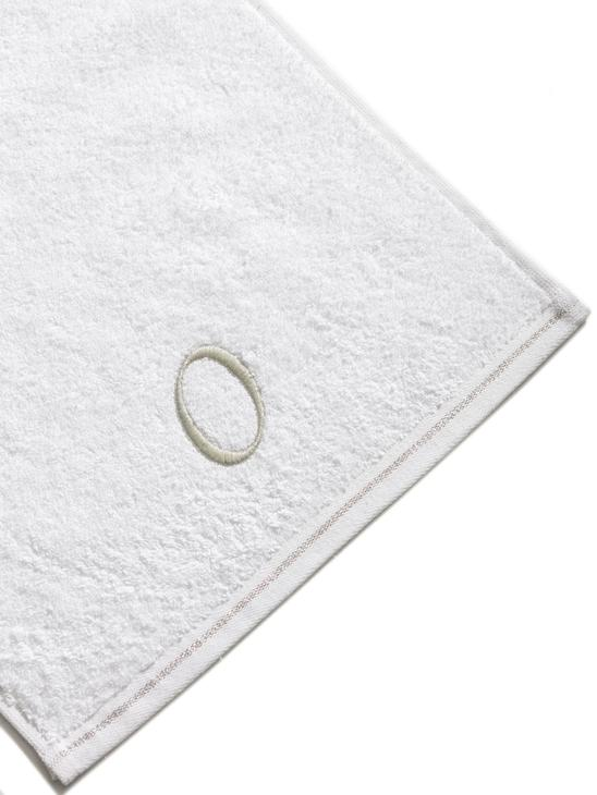 WHITE - Hand Towel - 9WH401Z8