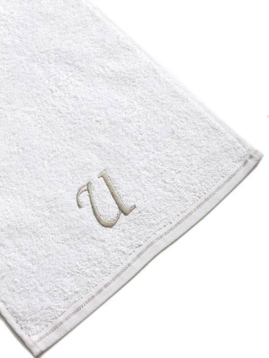 WHITE - Hand Towel - 9WH408Z8