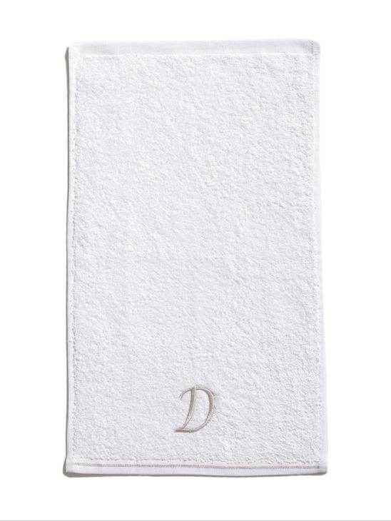 WHITE - Hand Towel - 9WH385Z8