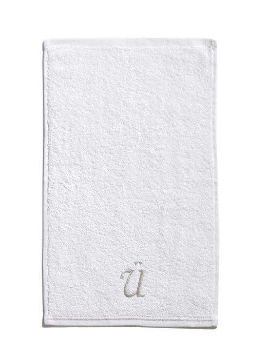 WHITE - Hand Towel - 9WH409Z8