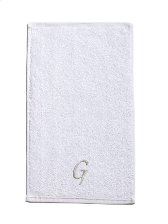 WHITE - Hand Towel - 9WH389Z8