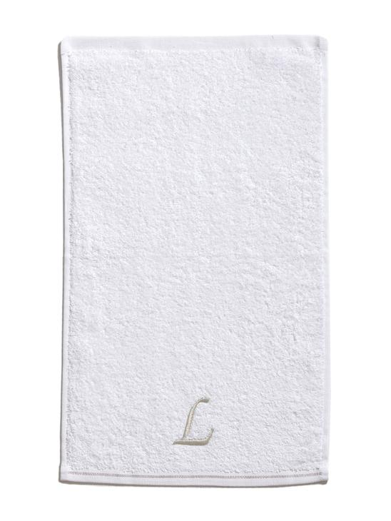 WHITE - Hand Towel - 9WH398Z8