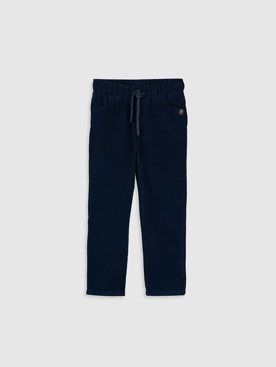 NAVY - Trousers - 9WH867Z4