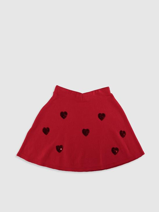 RED - Skirt - 9WH947Z4