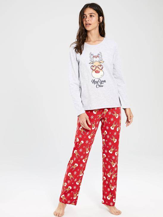 RED - Pyjamas Set - 9WJ496Z8