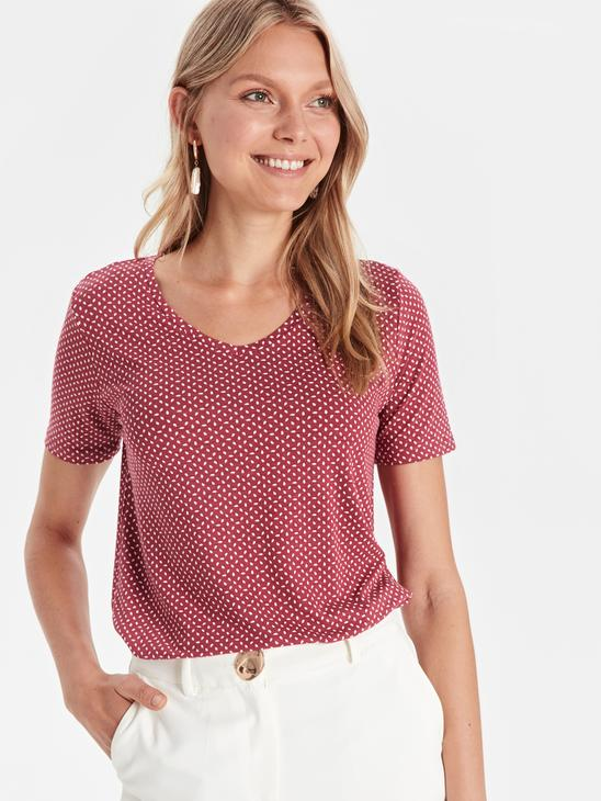 RED - T-Shirt - 9SV474Z8