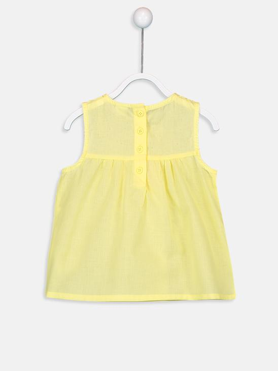 YELLOW - Blouse - 9SV648Z1