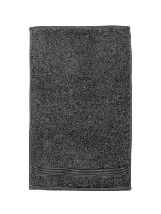 ANTHRACITE - Face Towel - 9WJ860Z8